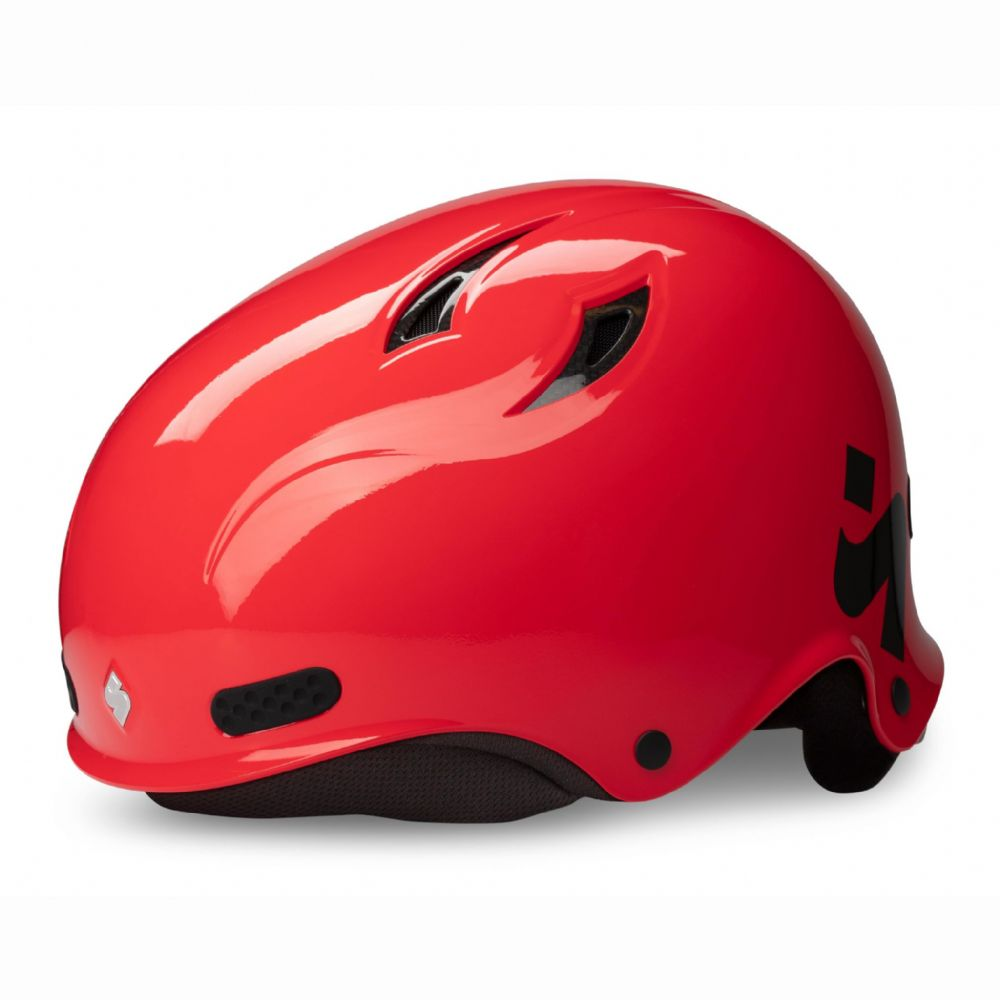 Sweet Wanderer Helmet Scorch Red
